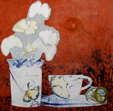 Ginko tea-monoprint TCS HighteaExhib Dec2017