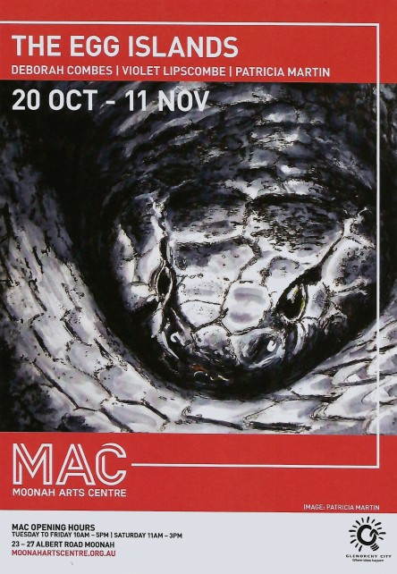 MAC poster Egg Islands Oct2017
