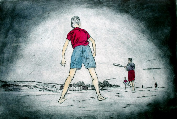 BeachCricket_PMartin_drypoint_26x41_130_4of6crop