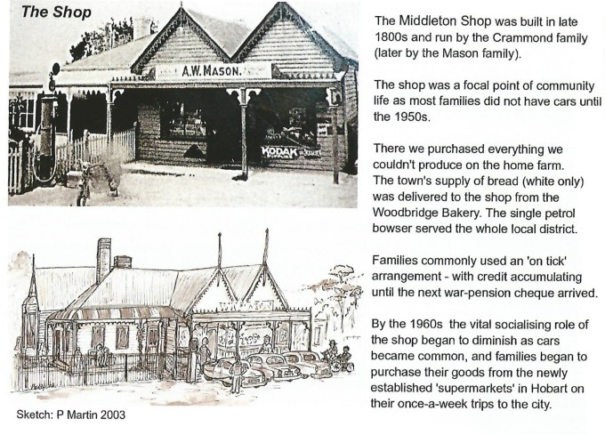 PMartin Oldendays Middleton shop